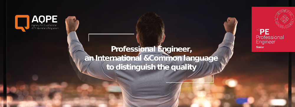 WEBINAR: Forma part dels Professional Engineer!