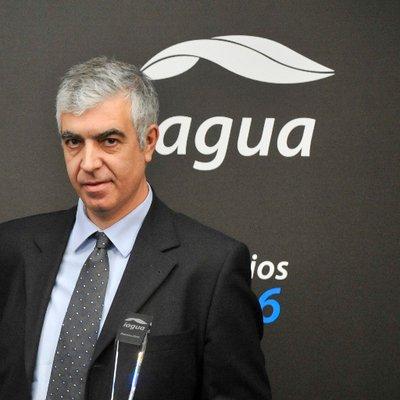 EL COMPANY ENGINYER AGRÒNOM, @iservia, un dels 5 nominats per iagua com a influencer d'aquest any 2017. ENHORABONA!!