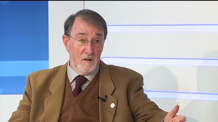 Entrevista al company, enginyer agrònom, Josep Maria Franquet a ebredigital.cat