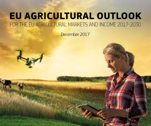 Projeccions sobre els mercats agraris i rendes de la UE: 2017-2030