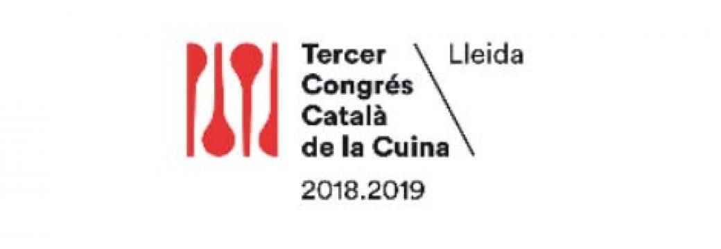 """Acte presentació  III Congrés Català de la Cuina. Taula rodona """"Cuina i Gastronomia Catalana: tradició i innovació""""."""