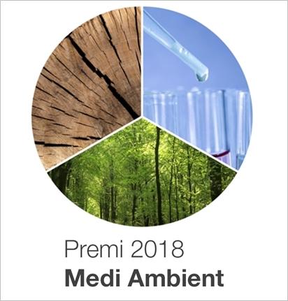 Oberta la convocatòria del Premi Medi Ambient 2018