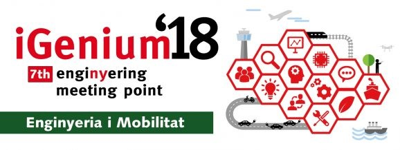 "iGenium'18, Call for projects ""Enginyeria i mobilitat"""