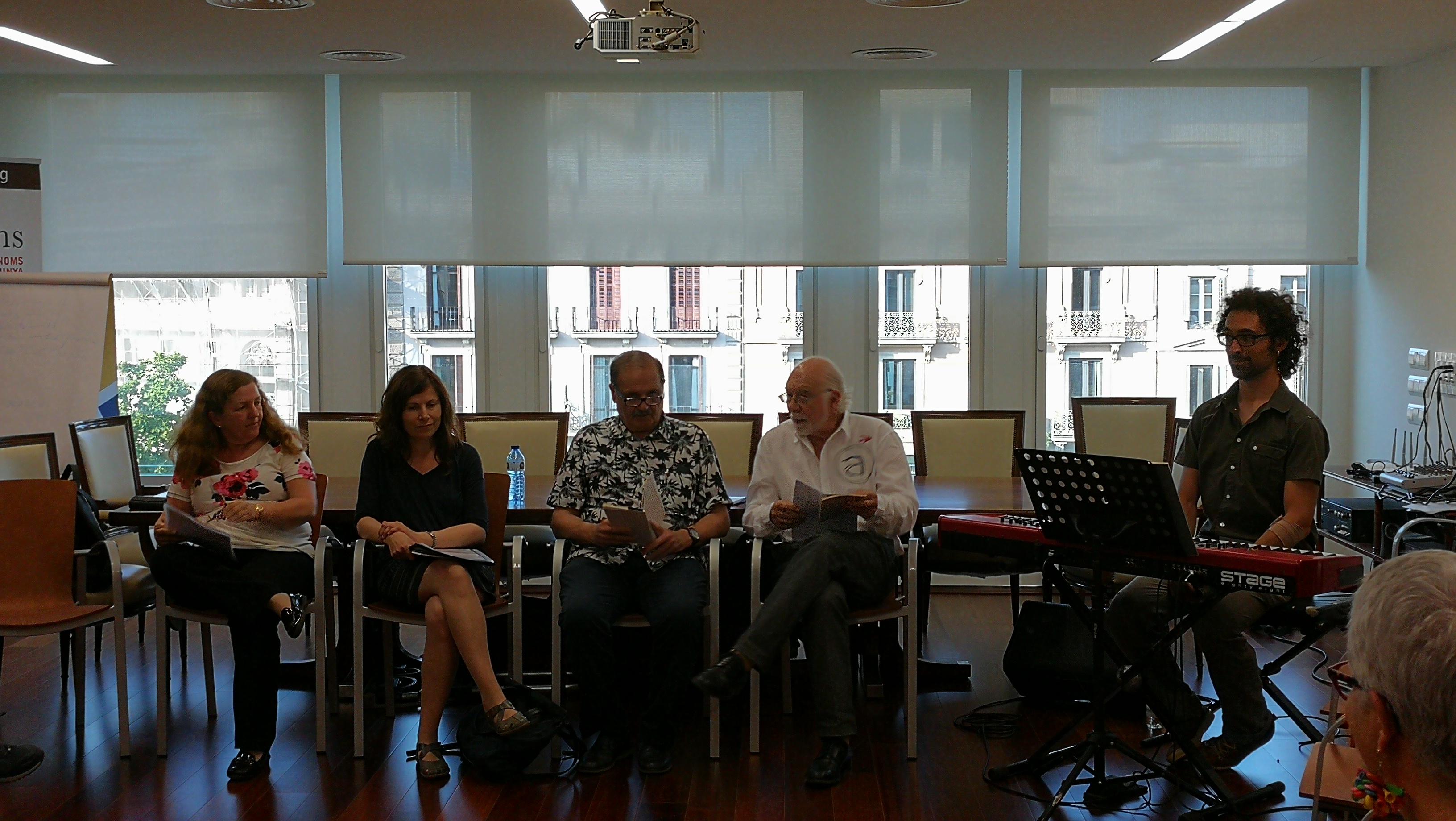 El COEAC acull la presentació del nou llibre de poemes del company enginyer agrònom, Oriol Marfà