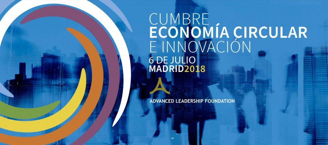 Abierta Convocatoria de líderes influyentes en España. Cumbre de Economía Circular e Innovación en España