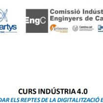 Curs indústria 4.0: Com abordar els reptes de la digitalització empresarial