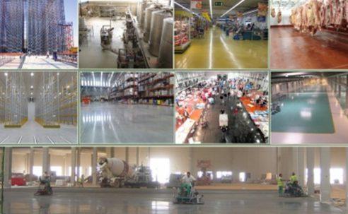 """Jornada Técnica """"Tecnología en Pavimentos para la industria Agroalimentaria y áreas de Distribución y Logística"""""""