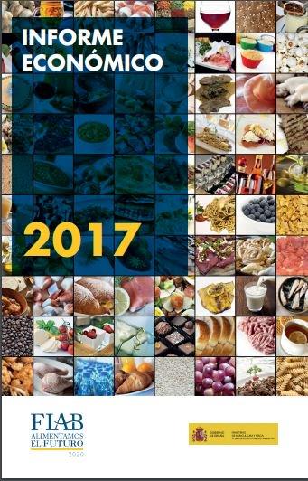 Informe econòmic 2017 –  Indústria d'alimentació i begudes –  FIAB