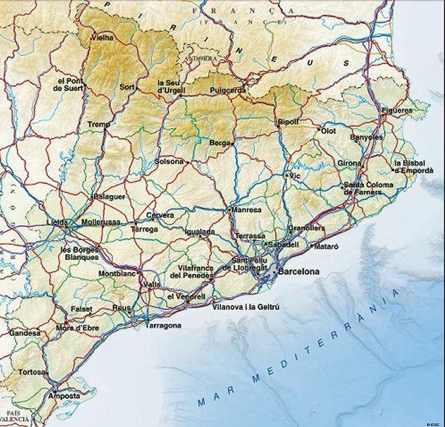 Eines relacionades amb la Cartografia, posicionament i GEOserveis