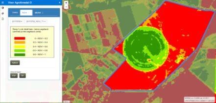 Visor Agroforestal i3