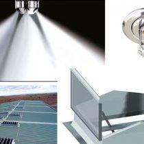 Curs de disseny i càlcul de sistemes de ruixadors automàtics i sistemes de control de temperatura i evacuació de fums