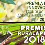 El proper 14 de setembre finalitza el termini per presentar les candidatures dels premis PITA i Ruralapps 2018 convocats pel DARP