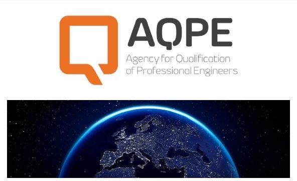 Prestigi Internacional dels Professional Engineers. AQPE