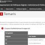 Publicat al DOGC la part general del temari dels cossos especials A1 i A2 de l'administració de la Generalitat