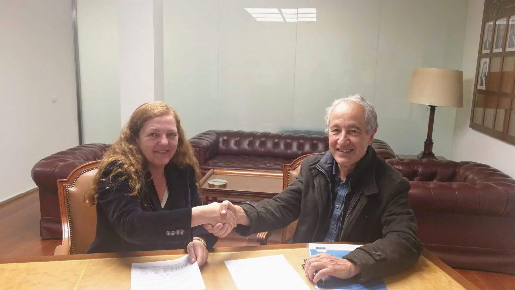 El COEAC signa un conveni de col·laboració amb la  ICEA