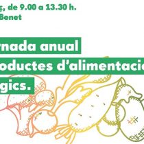 III Jornada anual de productes d'alimentació ecològics