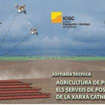 Jornada tècnica: Agricultura de precissió amb els serveis de posicionament de la xarxa CATNET de l'ICGC