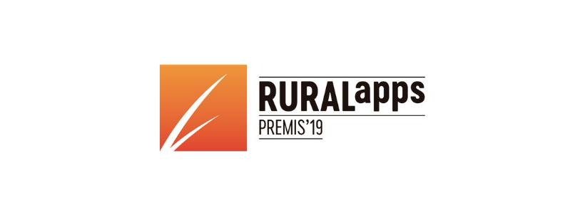 Oberta la convocatòria dels premis Ruralapps 2019