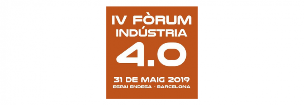 IV Fòrum Indústria 4.0