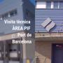 Visita tècnica al Punt d'Inspecció en Frontera del Port de Barcelona
