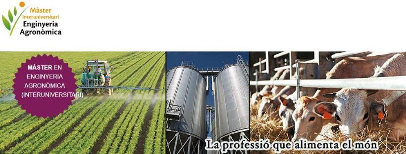 Posat en marxa el Màster Interuniversitari en Enginyeria Agronòmica (UdL, UPC, URV i UdG)