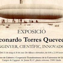 Exposició Leonardo Torres Quevedo – enginyer, científic i inventor