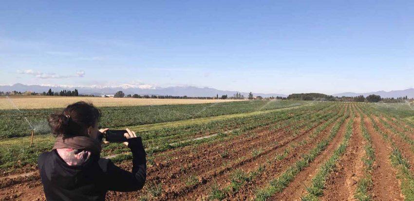 Nova APP mòbil FotoDUN per a enviar fotografies geoetiquetades com a suport als tràmits de les explotacions agràries a Catalunya