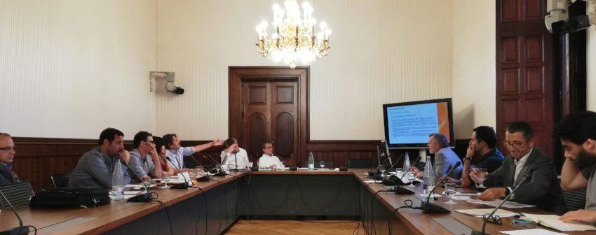 Compareixença del Col·legi d'Enginyers Agrònoms a la Comissió de Medi Ambient del Parlament de Catalunya