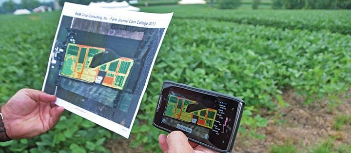 Enquesta: Adopció de tecnologies d'agricultura de precisió