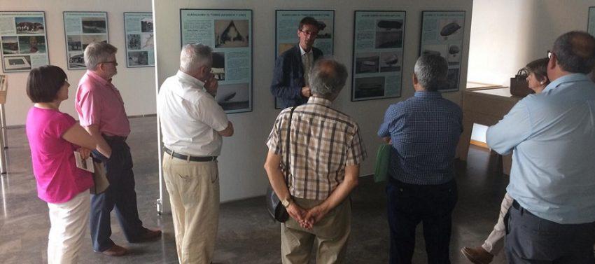 Interessant visita a la exposició Leonardo Torres Quevedo