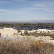 Visita a la comunitat de regants del Riu Rinet amb bombament solar