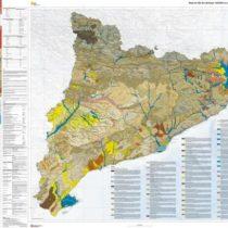Jornada de presentació del Mapa de sòls de Catalunya 1:250.000