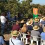 Èxit de participació i ressò de l'estrena del primer camp connectat amb 5G a Albatàrrec, Lleida