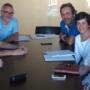 Primera reunió de la Comissió de Responsabilitat Social del Col·legi d'Enginyers Agrònoms
