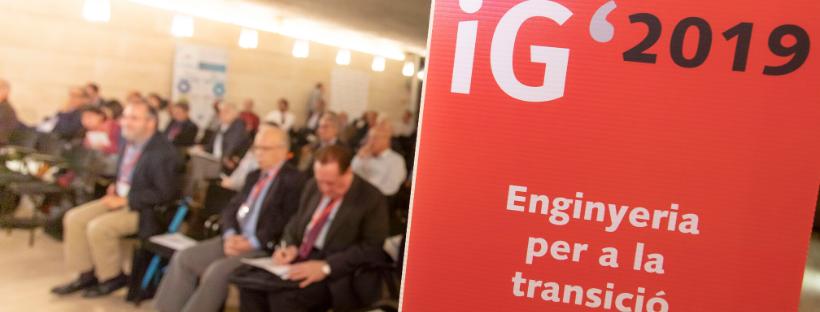 iGenium'19 analitza els desafiaments de l'enginyeria per a la transició en l'àmbit industrial, els serveis i les infraestructures