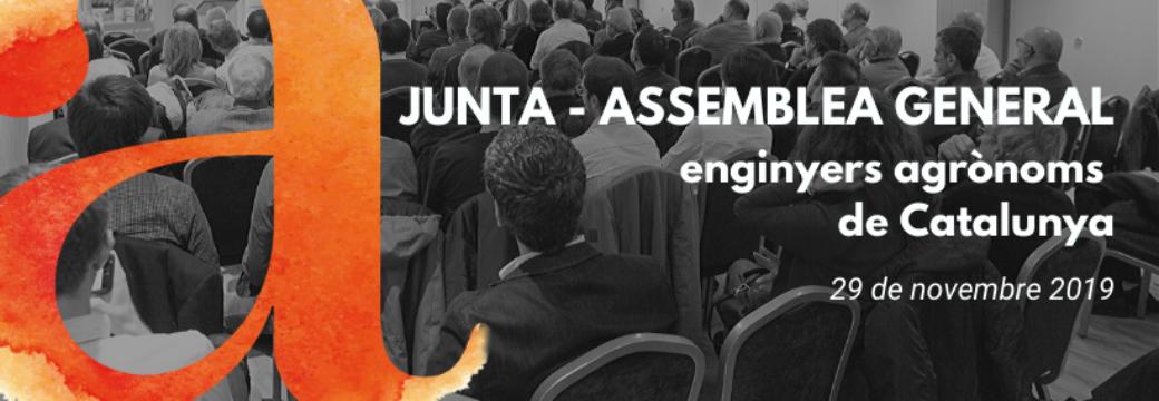 Junta/Assemblea General d'Enginyers Agrònoms de Catalunya