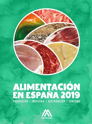 """Nova edició Informe """"Alimentación en España, Producción,Industria, Distribución y Consumo"""", any 2019"""