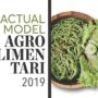 Debat: L'actual model agroalimentari 2019