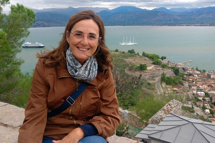 La companya Anna Gras, reelegida directora de l'Escola d'Agricultura de Barcelona
