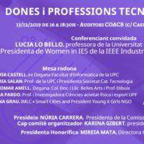 JORNADA: Dones i professions tecnològiques
