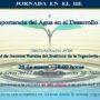 Jornada: La importancia del agua en el Desarrollo Rural
