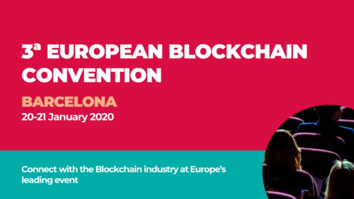 """El sector """"blockchain"""" europeu es cita a Barcelona"""