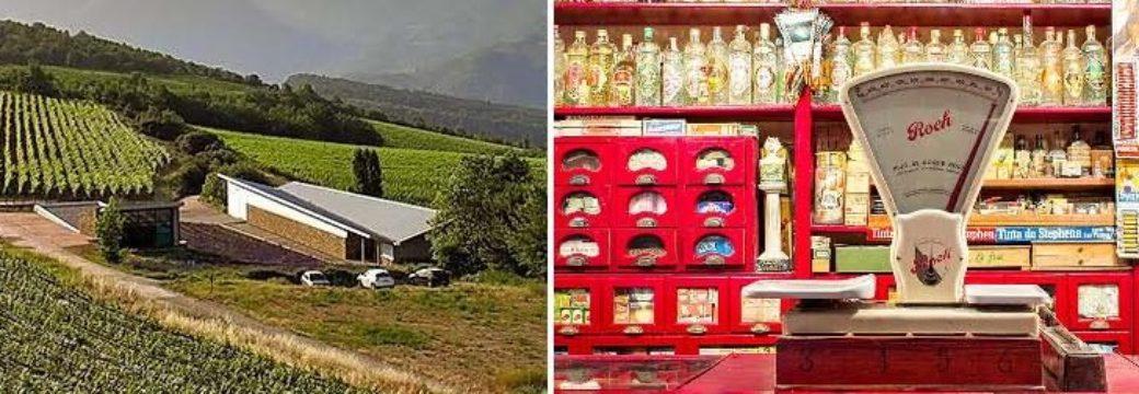 Visita a la Bodega Castell d'Encus i al Museu de les Botigues de Salàs de Pallars