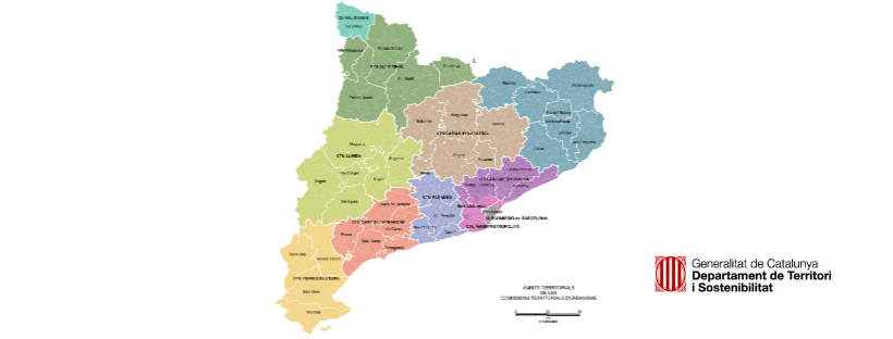 Els enginyers agrònoms representats a les Comissions Territorials d'Urbanisme de Lleida i de les Terres de l'Ebre