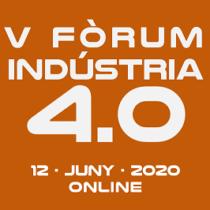 V Fòrum Indústria 4.0