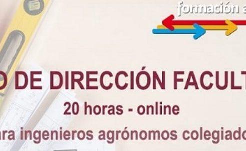 Curs online Direcció Facultativa