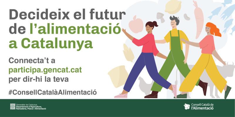 Procés participatiu per a la definició de l'Estratègia Alimentària de Catalunya