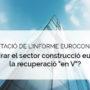 Presentació i nota de premsa de la 89a Conferència Euroconstruct Estiu 2020 de l'ITeC