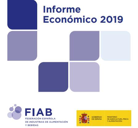 Informe econòmic FIAB 2019