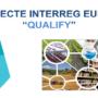 Els @Eng_Agrònoms presents a la Primera reunió del Comitè Estratègic del Projecte Interreg Europe Qualify
